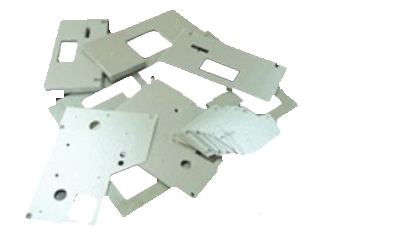 Die-cutting For Electrical Insulation Materials